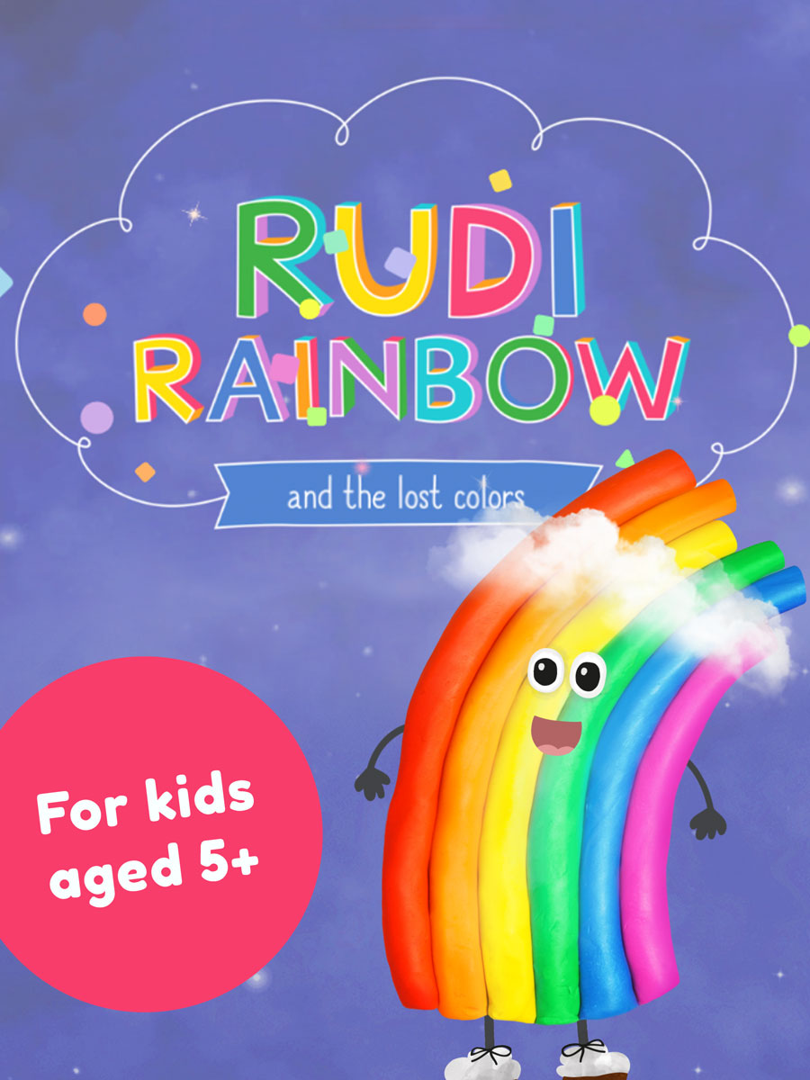 Rudi Rainbow App for Kids – weather game for kids aged 5 and above