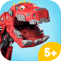 App Icon Dinotrux – Fun mobile game for kids by DreamWorks