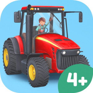App Icon Little Farmers – fun farming game for children