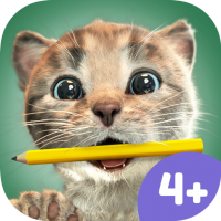 App Icon Little Kitten And Friends – Adorable learning app for children