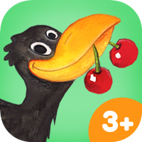 App Icon – The Orchard Kids Boardgame App by HABA