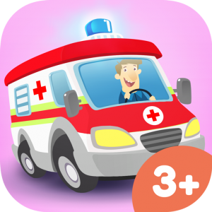 App Icon Little Hospital – fun hidden object mobile game for kids with nurses and doctors