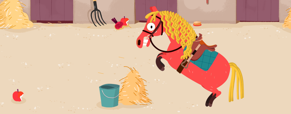 Pony Style Box app for kids – dress up your horses