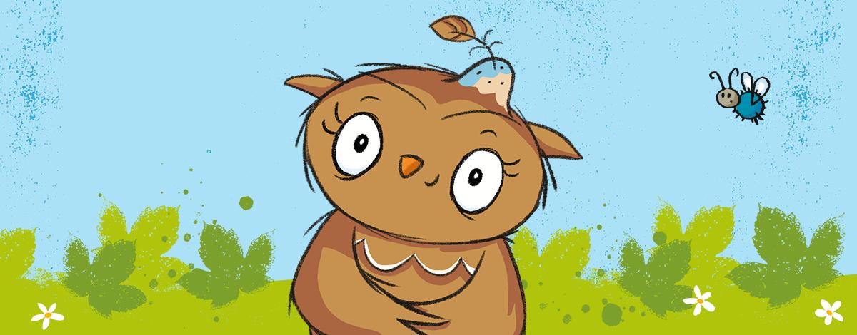 Little Owl App Rhymes for kids