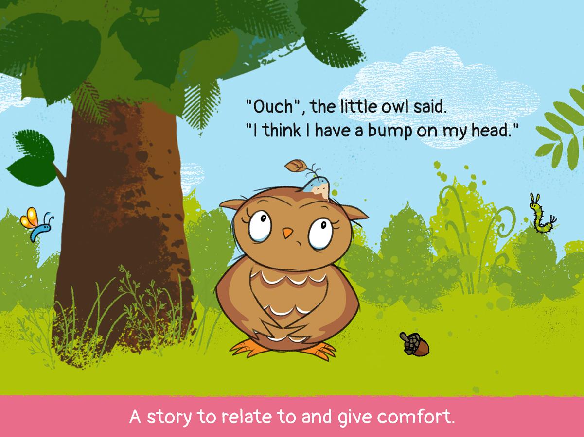 Little Owl for Kids – the app for the bestseller children's book