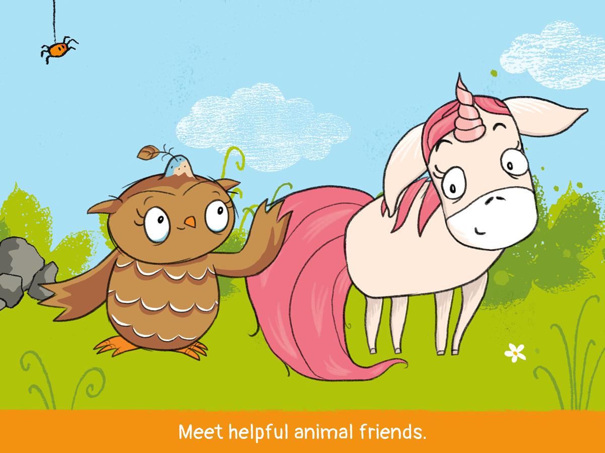 Little Owl for Kids – meet helpful animal friends