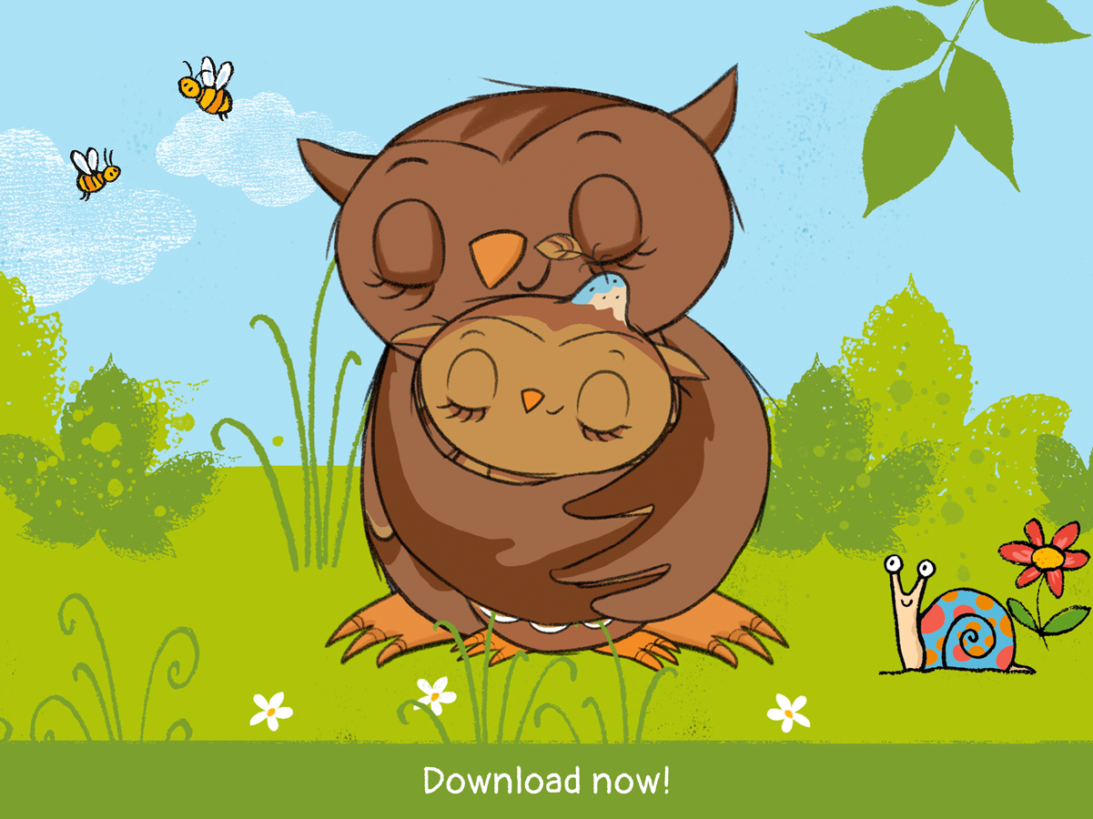Little Owl for Kids – available on the App Store and on Google Play