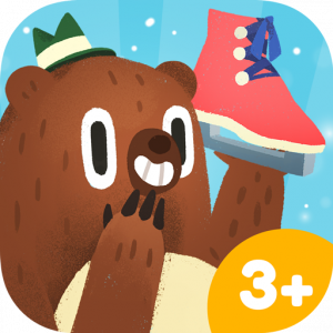 Nice Skating App for Kids – Icon