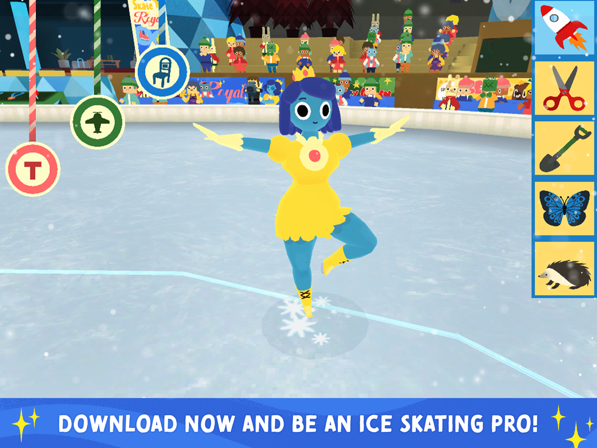 Nice Skating App for Kids – Download for iOS and Android