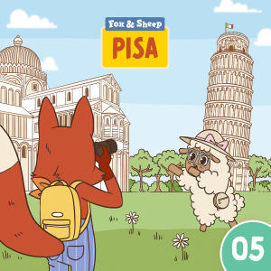 Around the World with Fox and Sheep – Radio Play for Kids Episode 05 Pisa