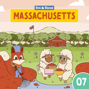 Around the World with Fox and Sheep – Radio Play for Kids Episode 07 Massachusetts