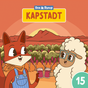 Around the World with Fox and Sheep – Radio Play for Kids Episode 15 Cape Town