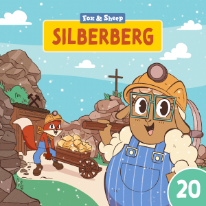 Around the World with Fox and Sheep – Radio Play for Kids Episode 20 Silver Mountain