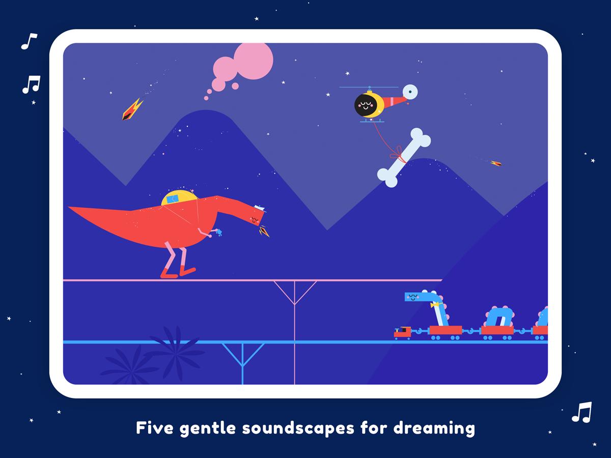 Little Slumber Lullaby App – Bedtime Music for Kids