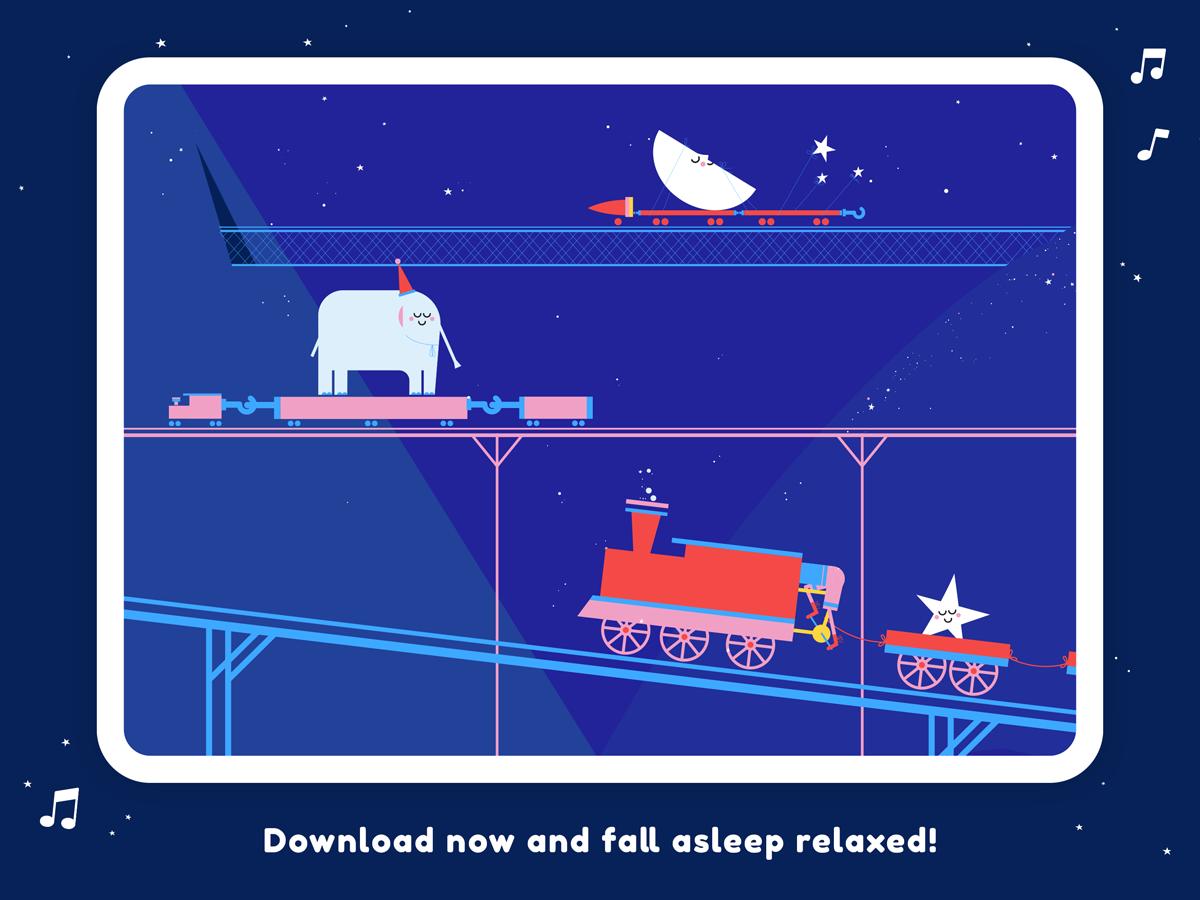 Little Slumber Lullaby App – Dreamy lullabies for Children